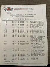 MR1200:Laniel Amusement Distributors GE Fluorescent Lamps Jukeboxes Price List