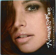 "NATASHA ST-PIER - CD SINGLE PROMO ""TANT QUE J'EXISTERAI"""