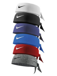 Nike Dri-Fit Head Tie Headband 3.0