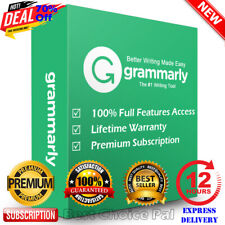 🔥Grammarly Premium🔥 Lifetime Account with Lifetime Warranty | FAST DELIVERY✔️