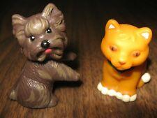 Barbie Doll Pet Dog With Pet Cat