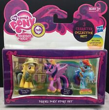 MY LITTLE PONY FIM DARING PONY STORY SET NIP DARING DO DAZZLE