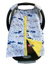 premium Car Seat canopy Cover Blanket cotton