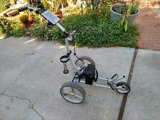 Cart Tek Electric Golf Cart Caddy