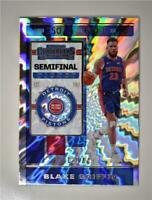 2019-20 Contenders Semifinal Ticket #10 Blake Griffin /149 - Detroit Pistons