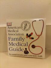 AMA American Medical Association Family Medical Guide CD-ROM Windows 95/98/XP