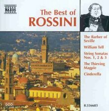 Rossini, G. Rossini - Best of Rossini [New CD]