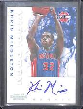 2012-13 Panini Playoff Contenders Rookie Autograph #237 Khris Middleton