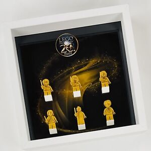 Display Frame for Lego Harry Potter 20th Anniversary minifigures no figures 27cm