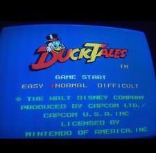 Nintendo Playchoice 10 Ducktales Cart Pc-10