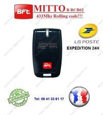 TÉLÉCOMMANDE BFT Mitto 2 MITTO B RCB 433,92 Mhz