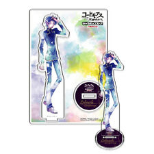 Code Geass Suzaku Cafe Exclusive Character Acrylic Stand Anime Art Collection