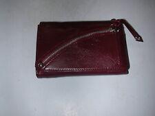 NWT Women's Tri-Fold Nine West Red Wallet