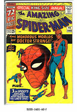 AMAZING SPIDER-MAN King Size Annual #2 © 1965 Marvel