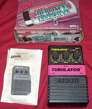 Old Effects Pedal Arion Tubulator Tube Emulation MTE-1 Electric Guitar Vintage