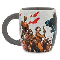 Disney Store Star Wars Rouge One Screen Art Ceramic Coffee Mug 16oz Cup NEW