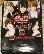 SuG sweeToxic 2012 Taiwan Promo Poster