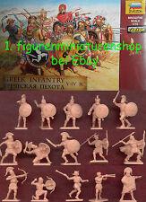 1:72 personnages 8005 Greek Infantry-Zvezda