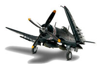 Revell Corsair F4U-4 airplane 1:48 scale plastic model kit new 5248