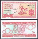BURUNDI - BILLETE DE 20 FRANCOS 2007 SC UNC