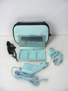 Nintendo DS Lite Essentials Travel Case & Accessories, Green