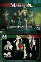 Malifaux: Resurrectionists Body of Evidence McMourning Crew Box Set WYR 20203