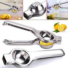 Premium Stainless Steel Lemon Lime Manual Squeezer Citrus Juice Kitchen Home