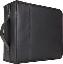 Case Logic KSW-320 Koskin 336 Capacity CD/DVD Prosleeves Wallet Black