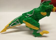 Power Rangers Dino Charge Green Yellow Raptor Zord NO Charger MMPR Mighty Morphi