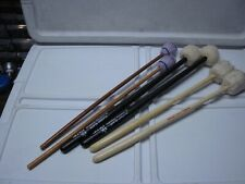 Percussion / Drum mallet assortment 3 pairs Vic Duplex
