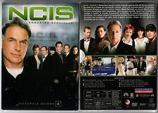 NCIS - Intégrale saison 4 - Coffret 3 boitiers slim - 6 DVD - NEUF
