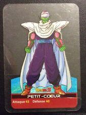 DRAGONBALL Z Lamincards n° 12 PETIT-COEUR carte d'occasion Dragon Ball