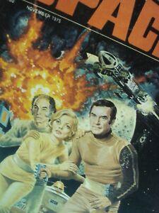 Space 1999 COMIC BOOK November 1975
