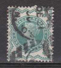 Great Britain nr 100 used Victoria 1900 VEILING oude POSTZEGELS ENGELAND