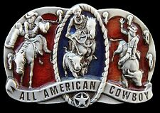 American Western Cowboys Cowgirl Rodeo Casual Belt Buckle Boucle de Ceinture