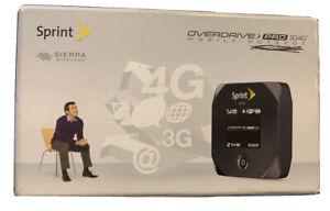 Sprint Overdrive Pro 3G/4G Mobile Hotspot, Sierra Wireless Open Box