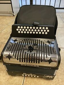 Hohner Panther Accordion With Backpack