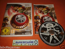 VOLKERBALL AKA DODGE BALL NINTENDO WII COMPLET PAL