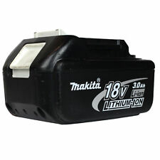 Makita BL1830 18V 3.0Ah LXT Lithium Ion Battery replaces BL1815 for BDF452