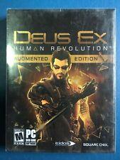 Deus Ex: Human Revolution -- Augmented Edition (PC, 2011)preowned