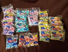 37 McDonalds Happy Meal Hot Wheels Cars Racing Series Set 1-8 and More