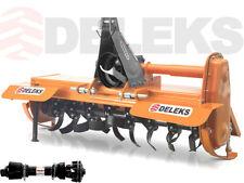 Zappatrice per trattore 150cm DELEKS Fresa serie MEDIA - fresatrice Coltivatore