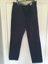 Men's Tommy Hilfiger Hudson, Straight Fit Chinos - Size 32 w 30 L  Blue