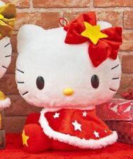 KAWAII Hello Kitty Christmas Big Plush Amusement Game Prize Sanrio Japan