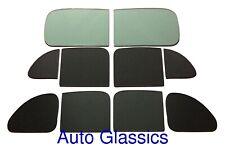 1941 Hudson 4 Door Sedan Six Deluxe Super Six Commodore Auto Glass NEW Windows