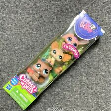 LITTLEST PET SHOP CUTEST PETS I'M CUDDLY chihuahua 2514 bunny 2513 beaver LPS