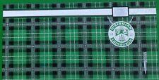 Childrens Scottish Kilt Tartan Beach Cotton Towel Hibs Hibernian FC Crest Design