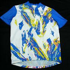 Decathlon France Retro Vintage Cycling Bike Racing Jersey Shirt Men's Medium M