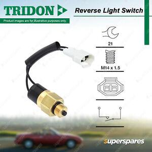 Tridon Reverse Light Switch for Suzuki Grand Vitara SQ Grand Vitara XL7 JA