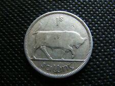 1940 Irish Silver One Shilling Coin Ireland Scarce